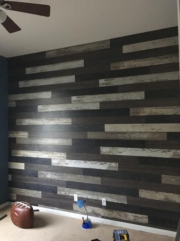 Diy Accent Wall Yes Please Cuarto De Tele Pinterest