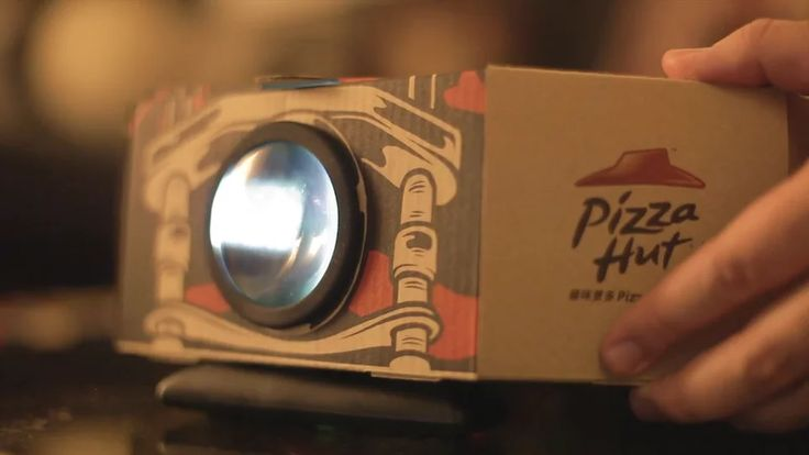 Ogilvy & Mather HK - Blockbuster Pizza Box on Vimeo