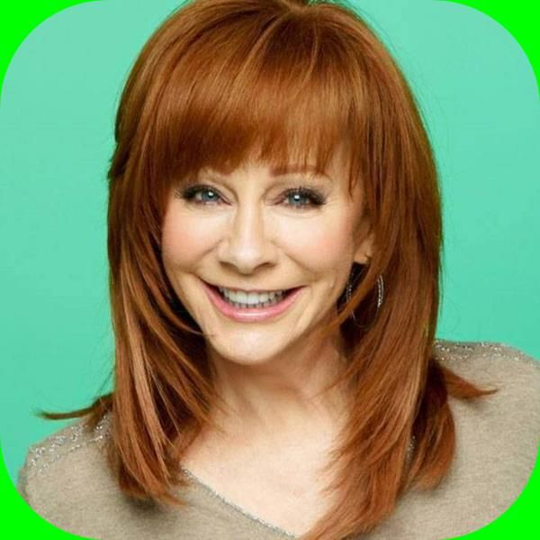 reba mcentire hairstyle pictures | Reba McEntire Hairstyles with Bangs