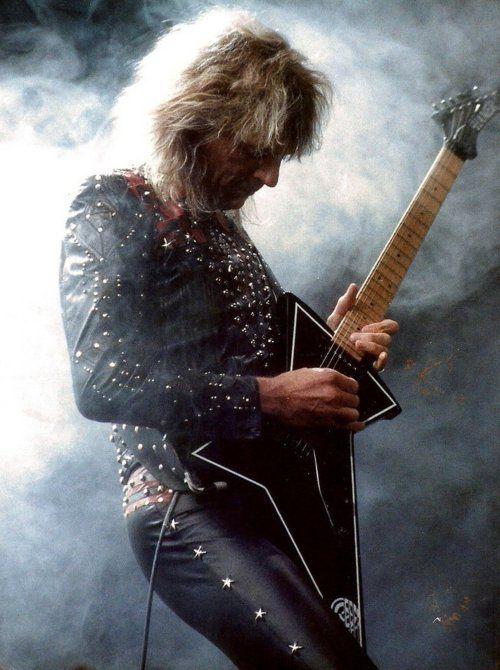 Judas Priest - Glenn Tipton