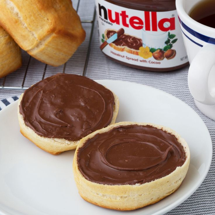 how to make nutella biscuits
