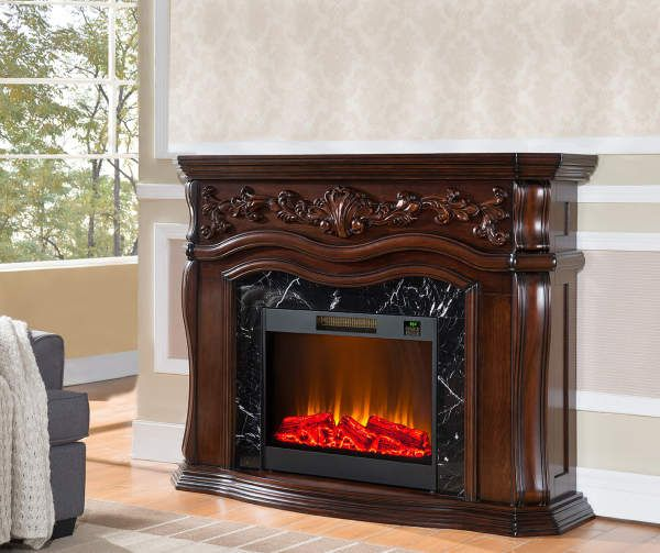 62 Grand Cherry Electric Fireplace, 62 Grand Cherry Electric Fireplace Reviews