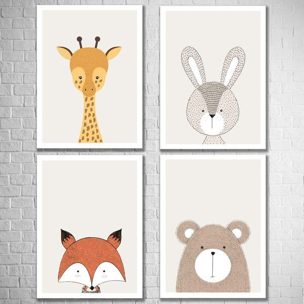Die besten 25 fuchs bilder ideen auf pinterest f chse - Kunstdruck kinderzimmer ...