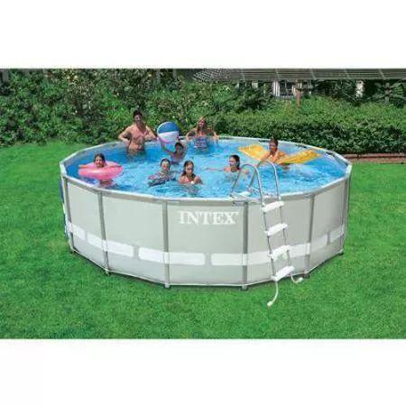 "Intex 16' x 48"" Ultra Frame Swimming Pool $329"