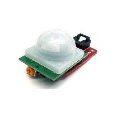Motion sensor connected to Arduino for Lighting Control