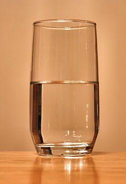 ringga's blog: Apakah gelasnya setengah kosong atau setengah penu...