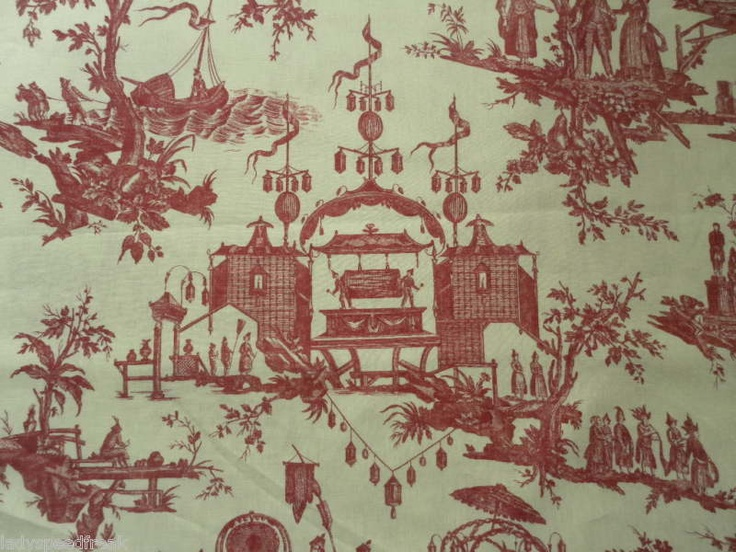 1000 images about chinoiserie damask toile de jouy on pinterest nantes cakes and fabrics. Black Bedroom Furniture Sets. Home Design Ideas