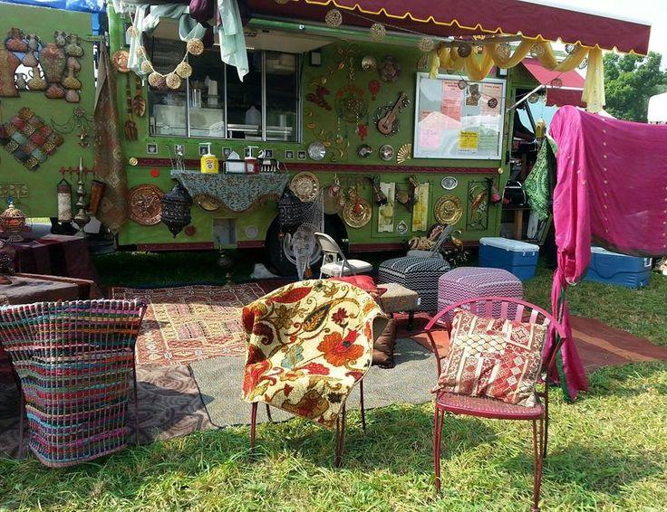Aurora's Gypsy Cafe Food Truck