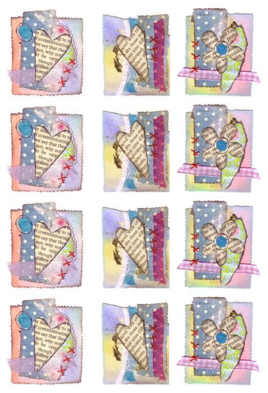 Looking for your next project? You're going to love Set of 12 printable gift tags  by designer evibol1253049. - via @Craftsy