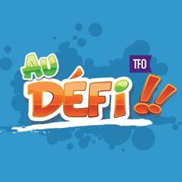 Au défi sur le web! Viens lancer des défis et jouer à des jeux interactifs inspirés de l'émission diffusée à TFO.