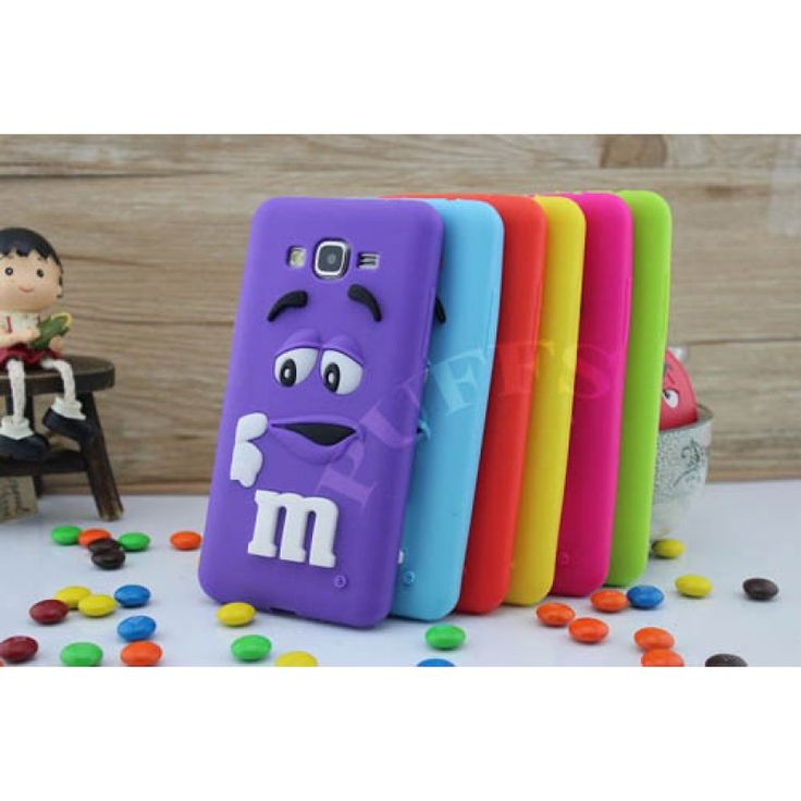 Samsung Galaxy Grand Prime M&M etui, słodkie jak prawdziwe! :)