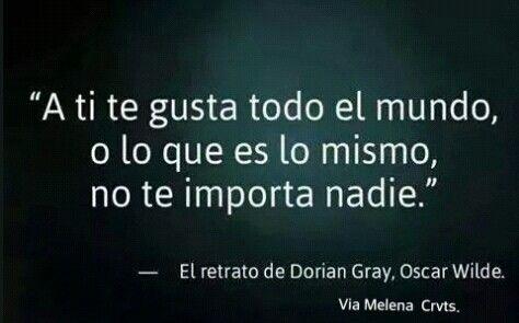 El retrato de Dorian Grey- Oscar Wilde. (De mis libros favoritos)