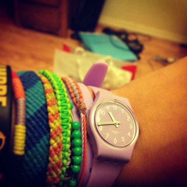#Swatch: Maitenac Maitena, Extrañando Los, Andaba Extrañando, Los Reloj, Maitena Carrizo, Instagram Photo