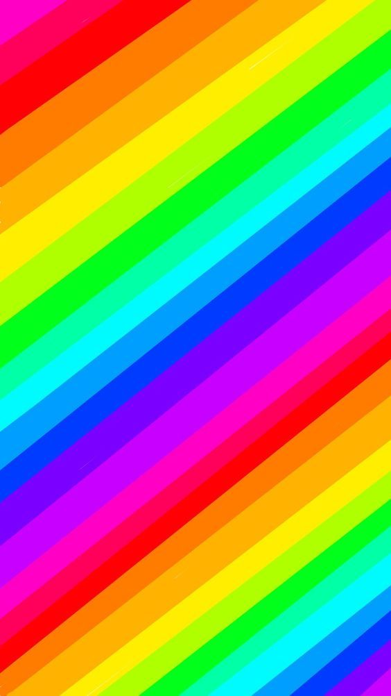 Wow Colour Rainbow Wallpaper Colorful Wallpaper Rainbow Background