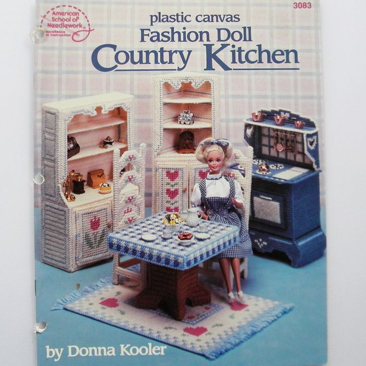 1000 Images About Doll Furniture Toys Plastic Canvas On Pinterest Shops Plastic Canvas And