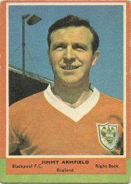5. Jimmy Armfield  Blackpool