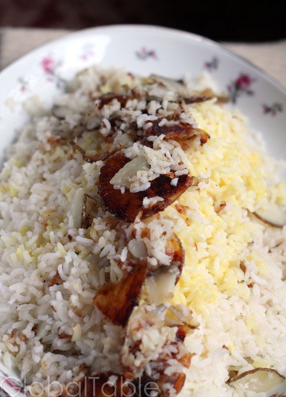 ... Pilaf with Potato Kazmag | Recipe | Potatoes, How To Cook and Rice