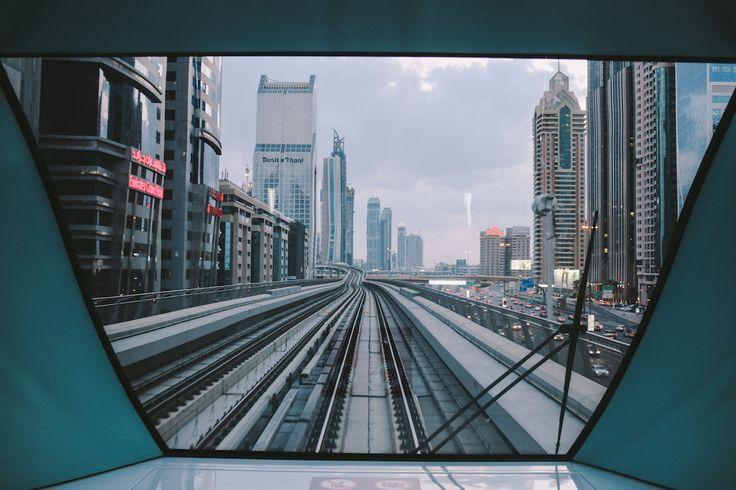 Nobody walks in Dubai