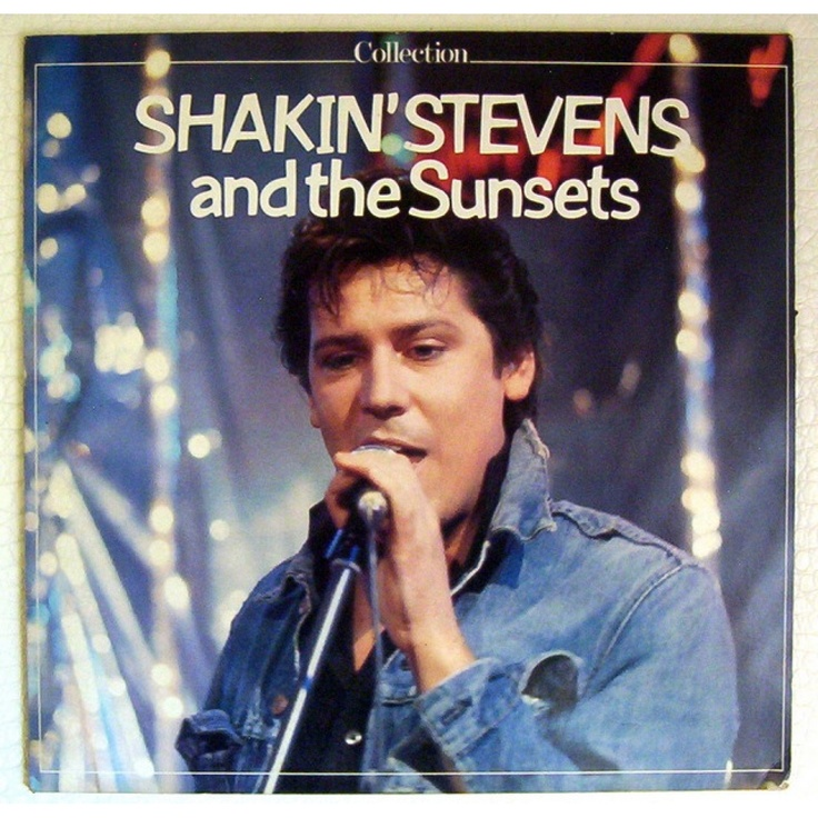 28 Best Shakin Stevens And The Sunsets Images On