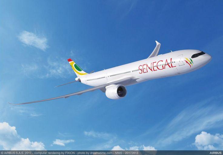 Air Senegal a comandat 2 aeronave A330neo (Dubai Airshow 2017)