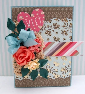 Best of Betsy's - Kaisercraft's Sweet Pea Collection