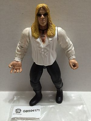 (TAS030309) - WWE WWF WCW nWo Wrestling Jakks Action Figure - Edge