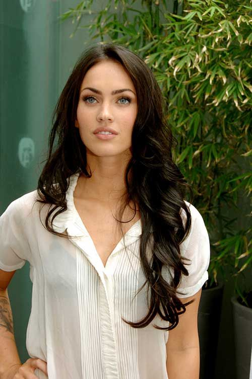 Megan Fox Hair                                                                                                                                                                                 More