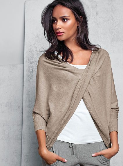 Reversible Top A Kiss of Cashmere