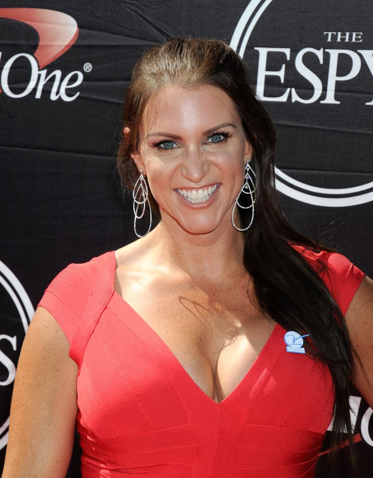 Stephanie McMahon Photos About Stephanie McMahon Think sports-entertainment is a man's world? Stephanie McMahon will make sure you think again. Mr. McMahon's only daughter, Stephanie has been bossing WWE's most powerful men around since she was old enough to form coherent sentences. As one of the principal owners of WWE and the company's Chief Brand …