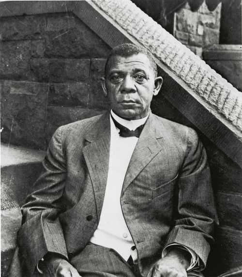booker t washington fighter for the black man View notes - booker t washington 2 from eds 103 at eastern kentucky university booker t washington: fighter for the black man booker t washington was a man.