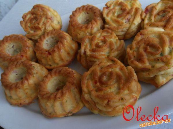 Cuketové muffiny