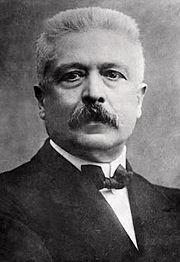 Vittorio Orlando is the alliance leader of Italy (Triple Alliance)