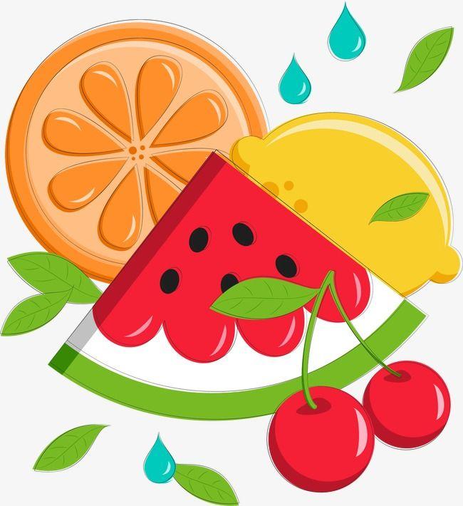 A Combinacao De Frutas Festa De Frutas Papel De Parede De
