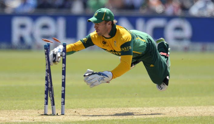 It's crunch-time for the Proteas today: Good luck!