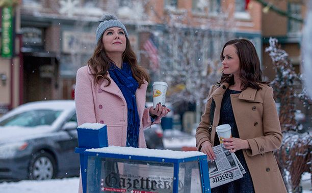 The votes are in for a Gilmore Girls-inspired ice cream flavor.  Brooklyn-based Ample Hills Creamery held a contest to determine a new flavor celebrating the upcoming Netflix revival of the popular series, and announced the winner on Monday.