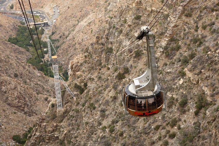 Palm Springs Aerial Tramway, California, USA