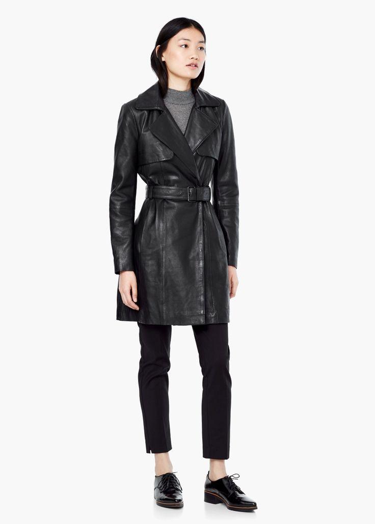 Manteau roma - Trenchs et manteaux pour Femme | MANGO
