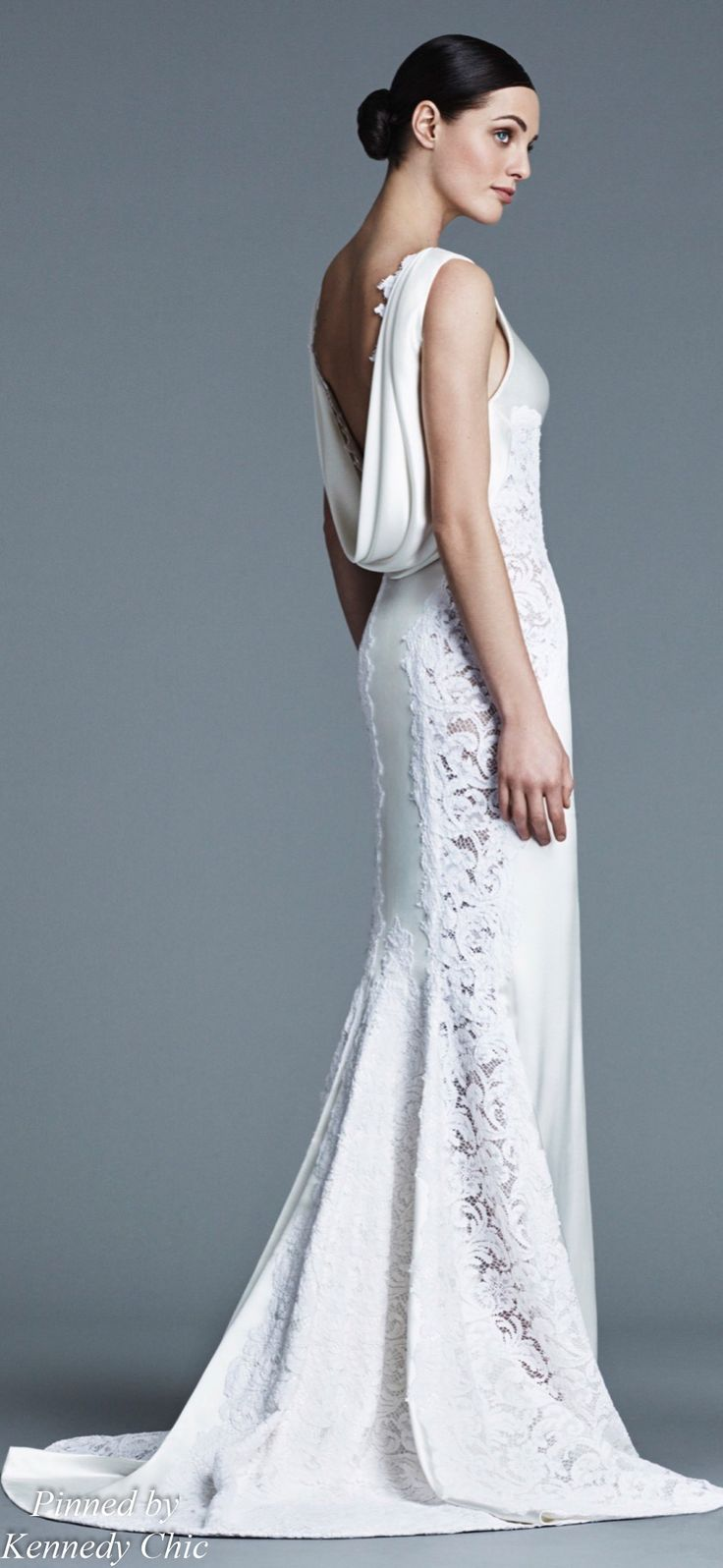 87 best BRIDAL SPRING/FALL 2016 images on Pinterest | Bridal gowns ...