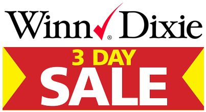Winn Dixie 3 Day Sale 4/6-4/8! -Truecouponing