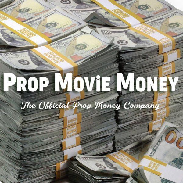 PROP MOVIE MONEY: Blank Filler Paper Prop Money, Euro Prop Money ...