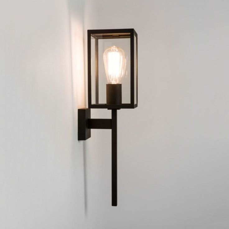 Wall Mounted Street Lamps : 125 best Exterior Wall Mounted Lights images on Pinterest