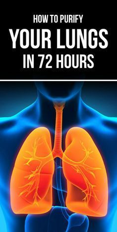 How To Purify Your Lungs In 72 Hours- don't know if it worked but I feel healthier