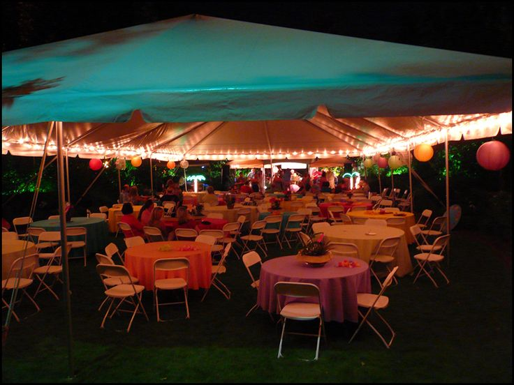 9 Great Party Tent Lighting Ideas For Outdoor Events 9 Great Party Tent Lighting Ideas For