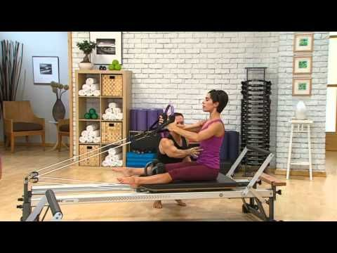 Pilates Reformer Challenge with Fitness Circle®