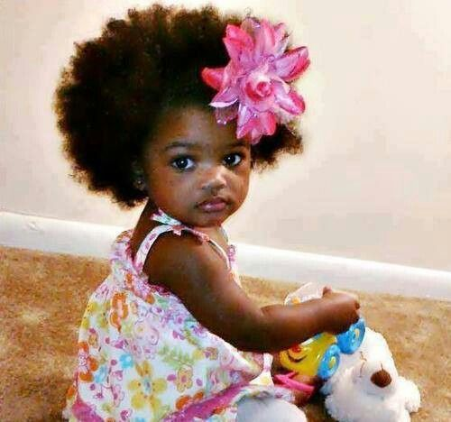 Beautiful black kids with beautiful natural hair | Baby ...