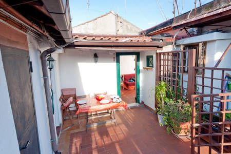 Check out this awesome listing on Airbnb: Attic Sannio with terrace in Rome