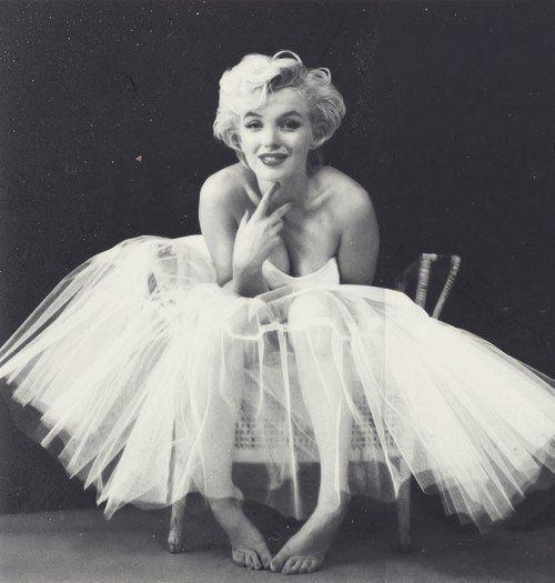 Мэрилин Монро. Фото: Милтон Грин, сентябрь 1954