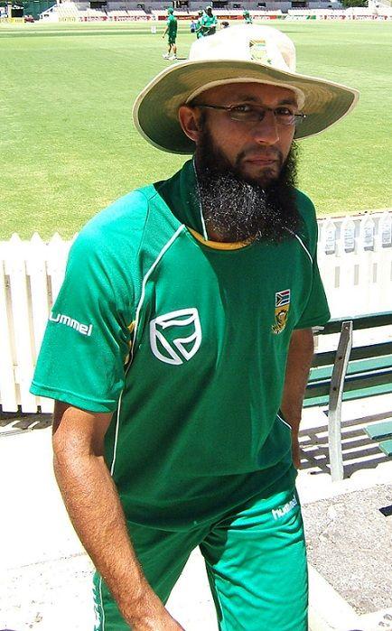 Hashim Amla Keen To Captain At Home