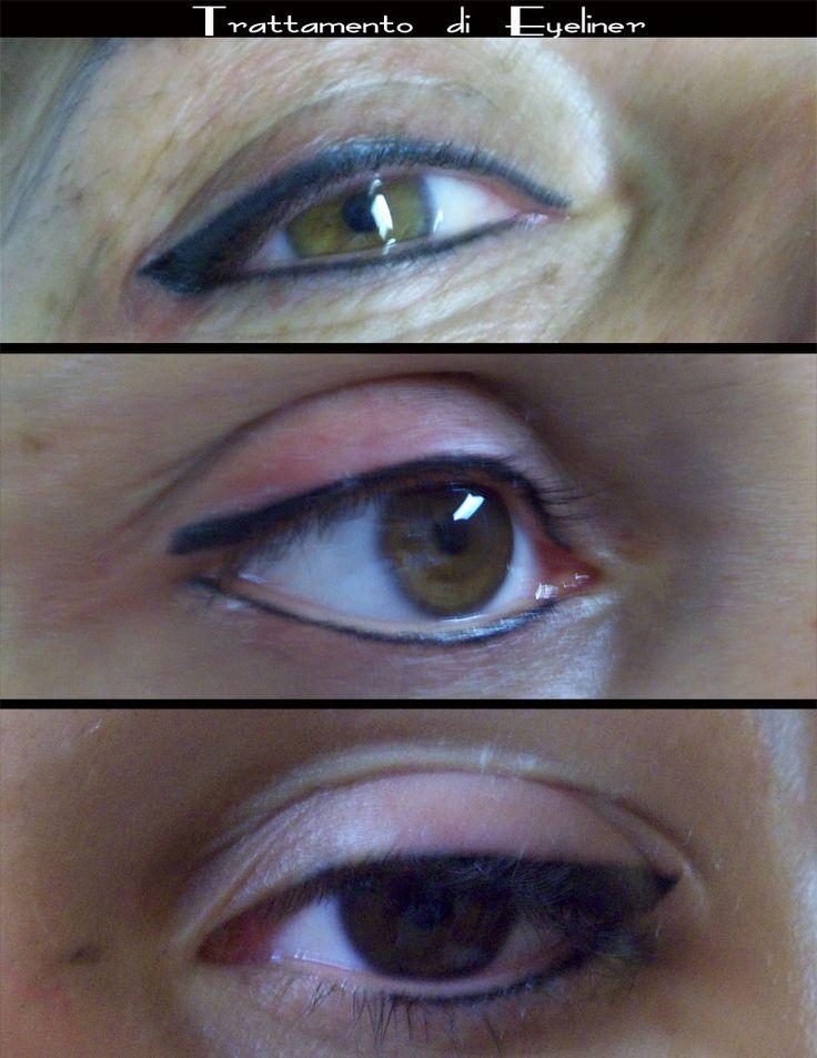 rossella leonardi, eyeliner torino, trucco permanente torino