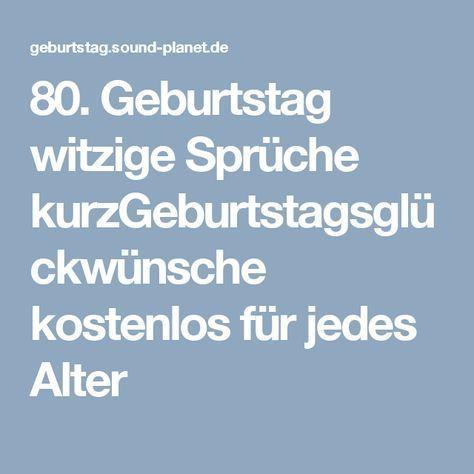 The 25+ best Kurze Sprüche Zum Geburtstag ideas on Pinterest ...